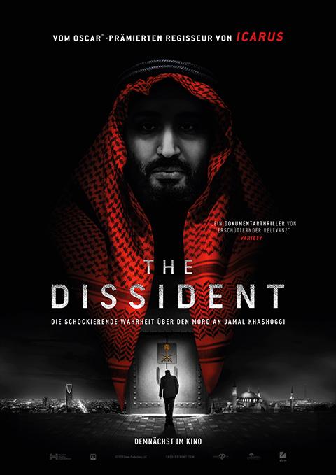 Plakat The Dissident